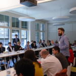 Civic Roundtable's first meeting was held in Berlin.