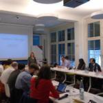 Civic Roundtable toplantısının ilk ayağı Berlin'de gerçekleşti.