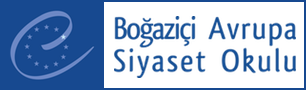 Boğaziçi European School of Politics Retina Logo